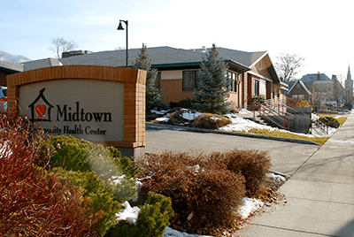 Midtown Community Health Center of Ogden Street View